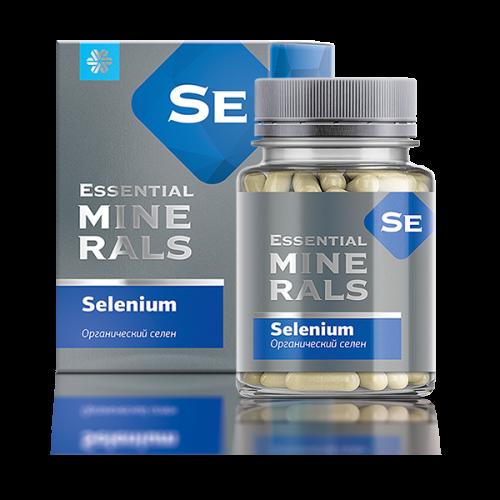 Essential. Selenium with Siberian herbs